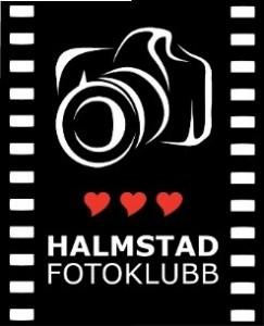 Halmstad Fotoklubb logga