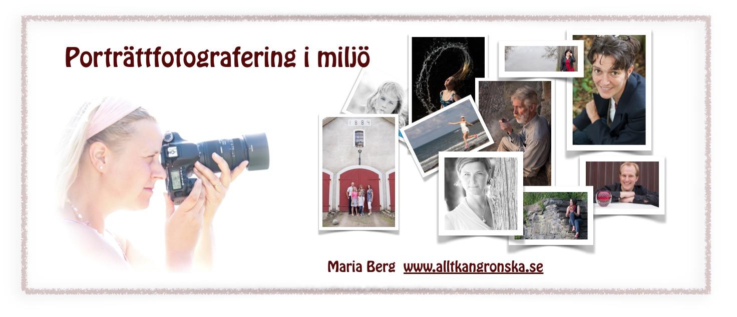 Maria Berg, foto